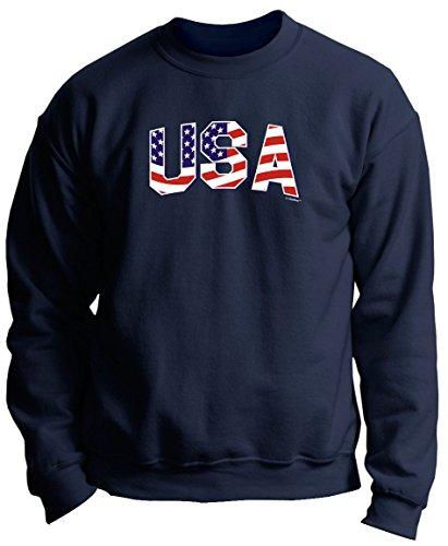 American Flag Shirt Patriotic Gifts USA American Flag Stars and
