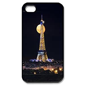 Wholesale Cheap Phone Case For Iphone 4 4S case cover -eiffel tower-LingYan Store Case 5