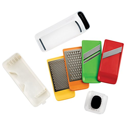 cheese and vegetable grater - 7