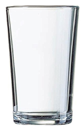 Arc International Luminarc Conique Juice Glass, 6.75-Ounce, Set of - Glass Glasses Juice