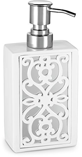 DWELLZA Mirror Janette Hand Soap Dispenser (3