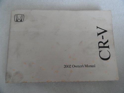 honda crv owners manual - 3