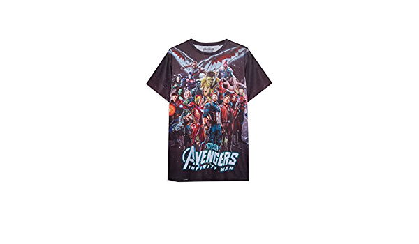 Primark - Camiseta - para hombre multicolor XX-Large: Amazon ...