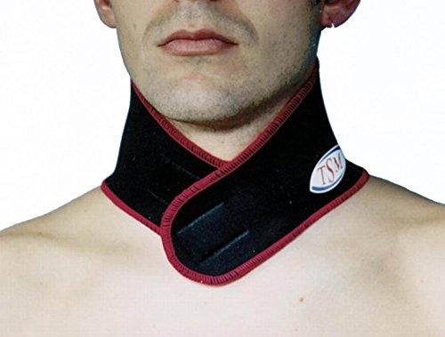 TSM Nackenbandage Halskrause gegen Verspannungen versch. Grössen, Grösse:XL