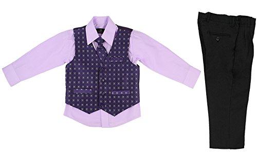 Vittorino Toddler Piece Jacquard Pants product image