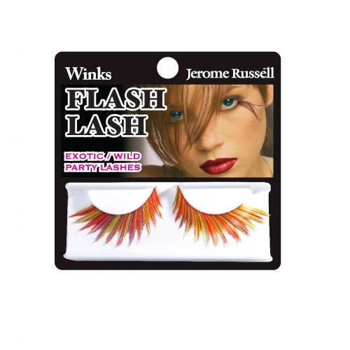 Jerome Russell Winks Flash - Jerome Russell Winks Flash Lash, 80's Psychedelic