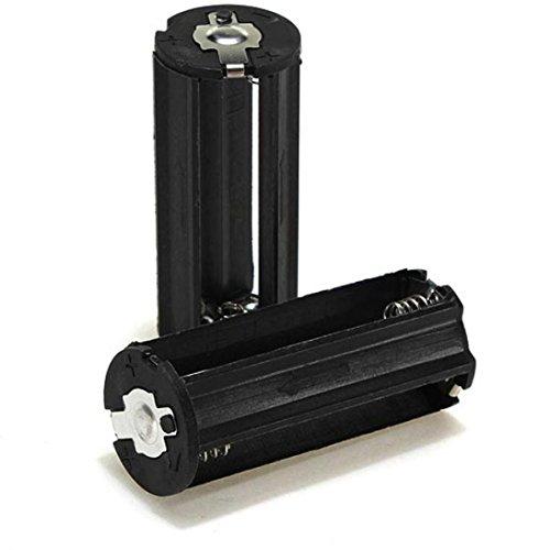 Plastic Battery Holder - 2