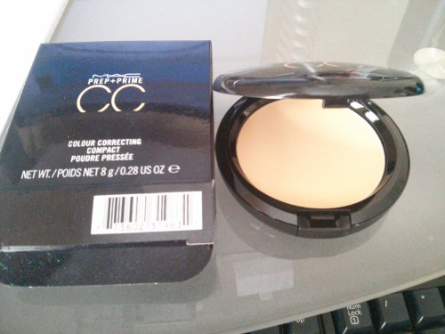MAC Prep + Prime CC Colour Correcting Compact Neutralize