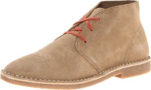 SeaVees 3 Eye Chukka Suede Shoe - Men's Sand Suede, 8.5