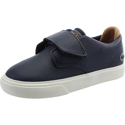Lacoste Esparre 118 1 Navy Synthetic Baby Sneakers Navy