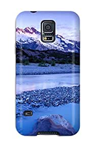 Galaxy S5 Case Cover With Shock Absorbent Protective FeFWBpN2271sWfEf Case
