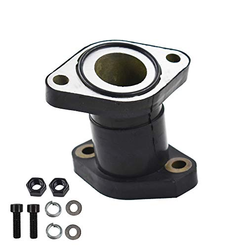 labwork-parts Carburetor Holder Intake Manifold Boot for Yamaha YFM350 4x4 Big Bear 1993-1997 ()