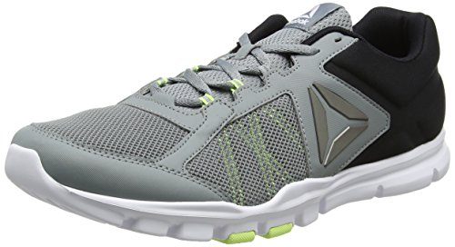flint Chaussures Train black Grey Fitness Mt De Homme Reebok electric pewter 0 Noir 9 Flash Yourflex white 5vqxXwf