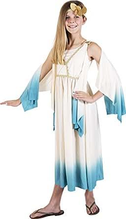 Kangaroo's Halloween Costumes - Greek Goddess Costume, Youth Medium 8-10