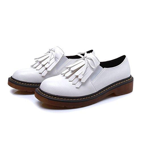 Confortable Plateforme Marcher Jaune Baskets Ville De Mode Cuir Jrenok  Chaussures Blanc Noir Derbies Casuel Mocassins Sneakers Femme Ipw4x1q 8d19000011b5