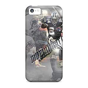 New FCT1107XMzV Dallas Cowboys Skin Case Cover Shatterproof Case For Iphone 5c