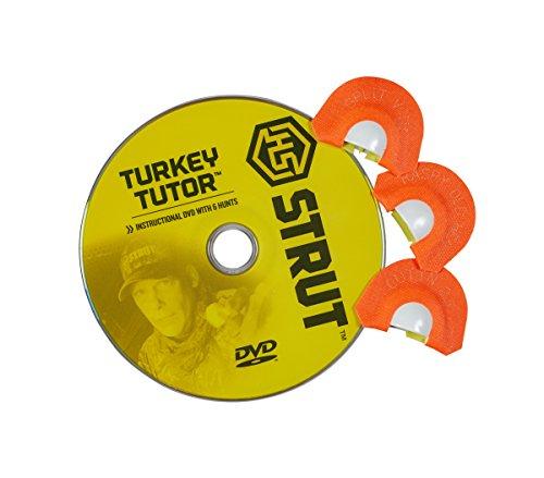 Hunters Specialties H.S. Strut Tutor Tone Trough Turkey Diaphragm Lure Combo