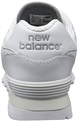New Shoe Grey Acrylic Balance Pack Men's Running Classic ML574 rOrq04xZ