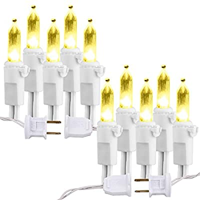 VegaHome 100-Count Christmas Light Set