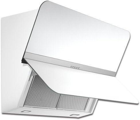 Falmec-Campana de pared Flipper color blanco satinado 55 cm y potencia 800m3/h: Amazon.es: Hogar