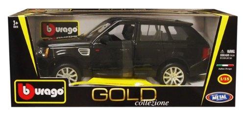 1/18 レンジローバースポーツ ブラック 「Gold Collezione Series」 B18-12069BK