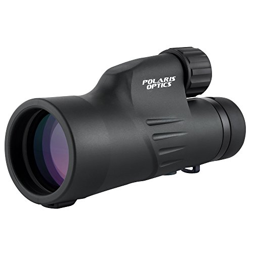 Polaris-Optics-Titan-12X50-High-Powered-Monocular-New-Revolutionary-Optical-Structure-Provides-the-Best-Brightness-and-Clarity-For-Bird-Watching-or-Wildlife-One-Hand-Focus-Waterproof-Fogproof