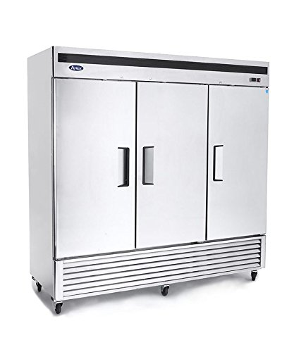 commercial 3 door freezer - 2