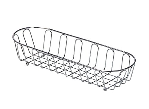 Oblong Metal - G.E.T. Enterprises Oblong Metal Wire Bread Basket Metal Specialty Servingware Collection 4-22453 (Pack of 1)