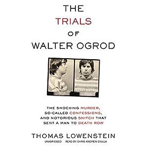 The Trials of Walter Ogrod Audiobook