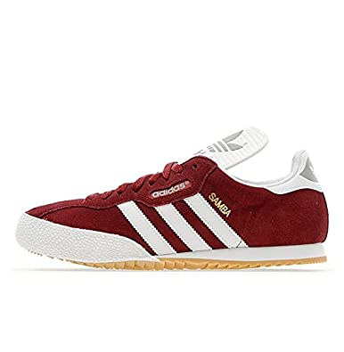 burgundy samba adidas