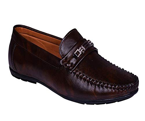 Comfortable Leather Loafers