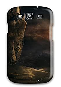 Awesome Case Cover/galaxy S3 Defender Case Cover(floating Castle )