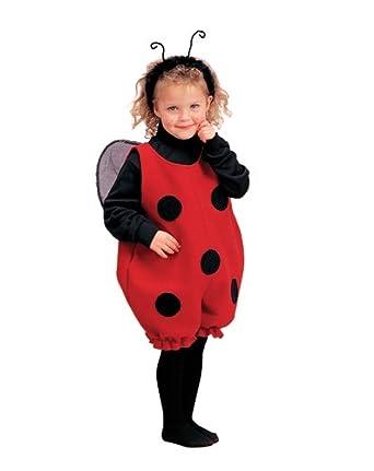 little lady bug infant halloween costume 6 18 months infant
