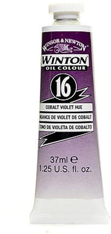 - Winsor & Newton Winton Oil Colours (Cobalt Violet Hue) - 37 ml 2 pcs sku# 1827124MA