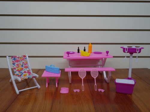 Gloria Picnic Play Set