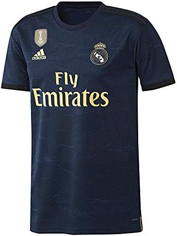 Real Madrid Camiseta - Personalizable - Segunda Equipación ...
