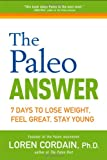The Paleo Answer, Loren Cordain, 1118404157