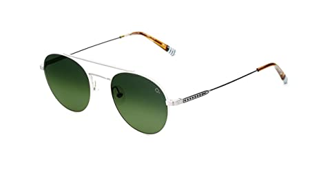 Gafas de sol etnia Barcelona Born Sun slgr Silver Green 100 ...