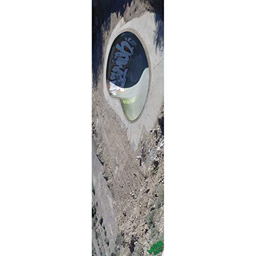Mob Grip Rhino skatescapesヌードボウルグリップテープ – 9