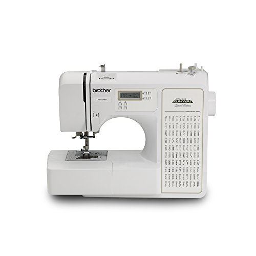 Brother Computerized 100-Stitch Project Runway Sewing Machine, has 8 buttonhole - Malls Laguna In