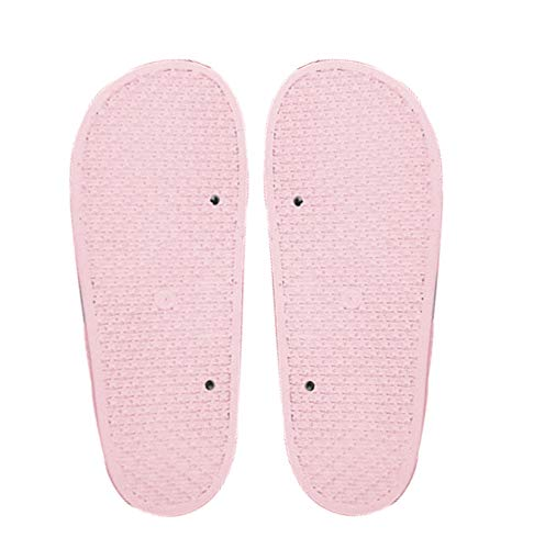 Peachy Baby B Pink Pour Chaussons Femme qqwnx4a