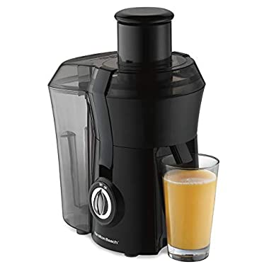 Hamilton Beach 67601A Big Mouth Juice Extractor, Black 10