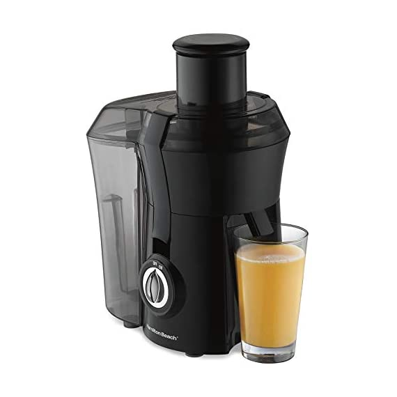 Hamilton Beach 67601A Big Mouth Juice Extractor, Black 1