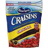 Ocean Spray Craisins Dried Cranberries Original, 48 Oz