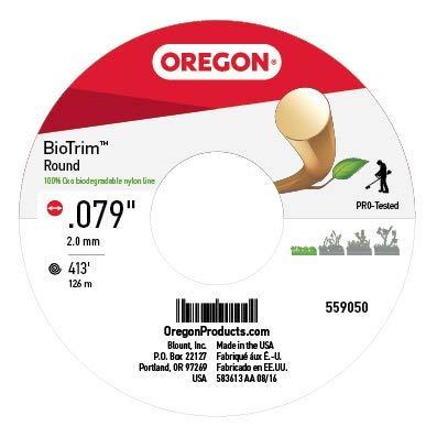 Hilo de corte para desbrozadora 2,4 mm Line biodegradable nailon ...