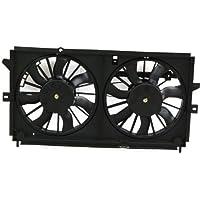 MAPM Premium IMPALA 00-03 RADIATOR FAN SHROUD ASSEMBLY, Standard Cooling