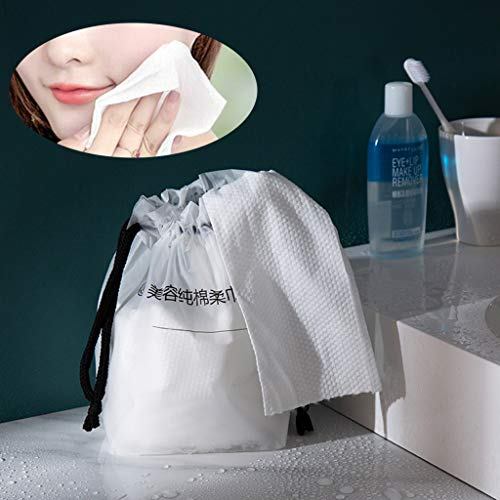 Iulove_Bathroom Products Iulove Disposable Cleaning Face Towel Wash Non-Woven Fabric Washcloths Paper Towels