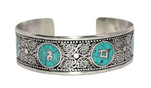 Boho Bracelet Turquoise Bracelet, Navajo Bracelet, Tribal Bracelet BB467