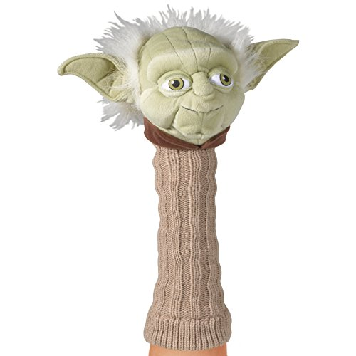 Licensed Star Wars Hand Puppet Figure for Self Expression - - Head Only Puppet