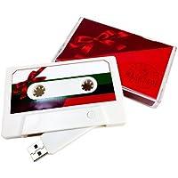 The Original MASHTAPE—Holiday Christmas Gift Design, 8GB USB Cassette Flash Drive